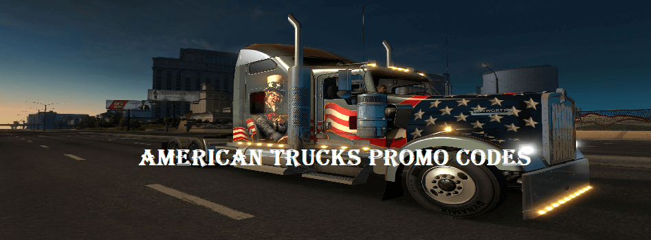 30% Off American Trucks Promo Codes 2020 Banner
