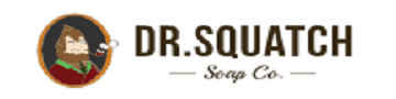 Dr. Squatch Coupons 20% Off Logo